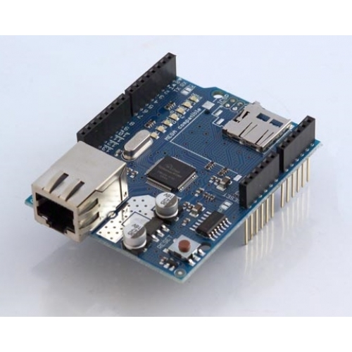 Arduino ethernet shield blindage r a