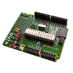 ATmega328 with Arduino Bootloader BlogPLC