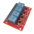 4 Channel 5V Relay Module 10A