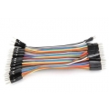 Jumper Wires - Male/Male 10cm (40 pack)
