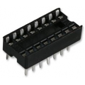 16 Pin DIL IC Socket (pack 10)