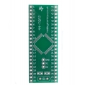 TQFP 44 to DIP Adapter Board