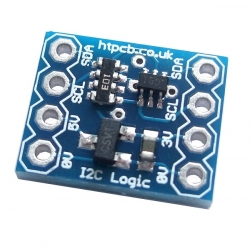 HobbyTronics I2C Bi-directional Logic Level Converter