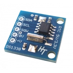 HobbyTronics Real Time Clock Module DS1338