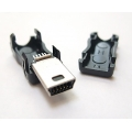 USB DIY Connector Shell - Type Mini-B Plug (10 pin)