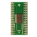 FT232RL USB to Serial DIL Breakout (HT)