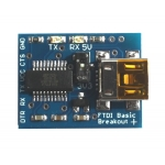 FTDI Basic Breakout Plus 5V/3.3V