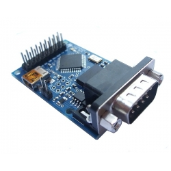 HobbyTronics Leonardo CAN BUS board