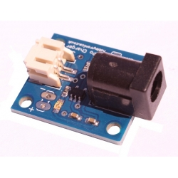 HobbyTronics LiPo Battery Charger - 3.7V Single Cell - Barrel Jack