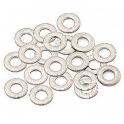 HobbyTronics M2 Washers Zinc Plated - pack 20
