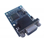 Serial VGA Monitor Driver board - KIT (unassembled)