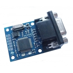 HobbyTronics Serial VGA Monitor Driver board - KIT (unassembled)
