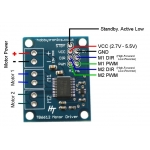 HT TB6612FNG Dual Motor Driver