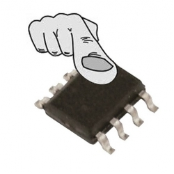 HobbyTronics Touch Switch IC (SOIC)