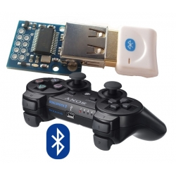 HobbyTronics PS3 Dualshock Controller (Bluetooth) - USB Host