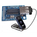 USB Host Board - CDC Class Serial Software