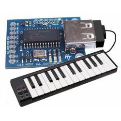 HobbyTronics USB Host Board - MIDI device