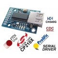 USB Host - Serial Driver for FTDI, CP210X, PL2303, CH340/1 and CDC