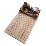 Breadboard Power Supply 5V and 3.3V