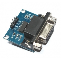 RS232 to TTL Serial Converter