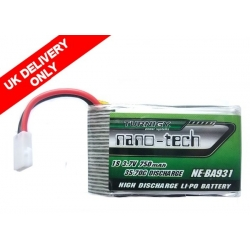 Turnigy Nano-Tech 3.7V 750mAh Lipo Battery