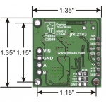 Jrk 21v3 USB Motor Controller with Feedback