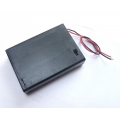 Enclosed Battery Box 3x AA with Switch