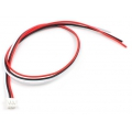 3-Pin Female JST Cable for Sharp Distance Sensors (30cm)