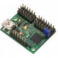 Mini Maestro 12-Channel USB Servo Controller (Assemble)