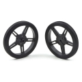 Pololu Wheel 60x8mm Pair - Black