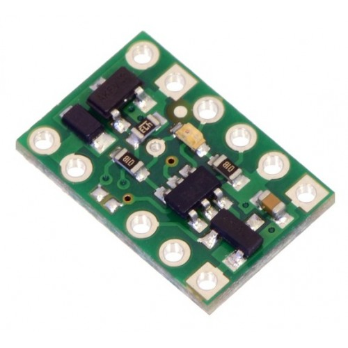 pololu rc switch with small low side mosfet 2802 pololu