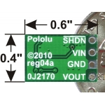 Pololu Step-Down Voltage Regulator D24V6AHV