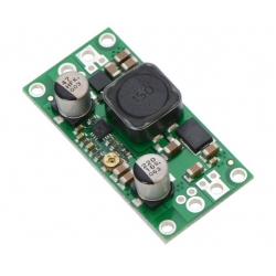 Pololu 4V - 12V Adjustable Step-Up/Step-Down Voltage Regulator S18V20ALV