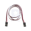 "Servo Extension Cable 24"" Female-Female"