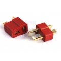Deans Plug T Connector Male/Female pair 50A