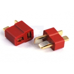 SparkFun Deans Plug T Connector Male/Female pair 50A