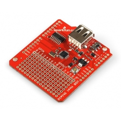 SparkFun Arduino USB Host Shield