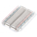400 point Breadboard Clear Self-Adhesive