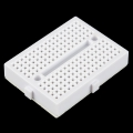 Breadboard Mini Modular Self-Adhesive White