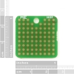 "ProtoBoard - Square 1"" Single Sided (x2)"