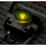 LED Tactile Button - Green