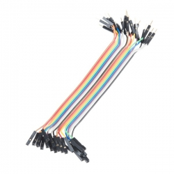 "SparkFun Jumper Wires - Male/Female 6"" (20 pack)"