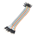 "Jumper Wires - Male/Male 6"" (20 pack)"