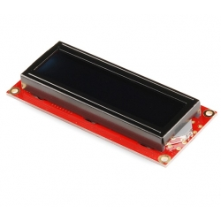 SparkFun Basic 16x2 Character LCD - White on Black 3.3V