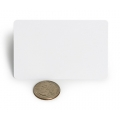 RFID Carte plain white - 125kHz