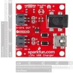 USB LiPo Charger - Single Cell